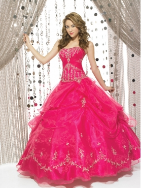 Discount Allure Quinceanera Dresses Style  Q235
