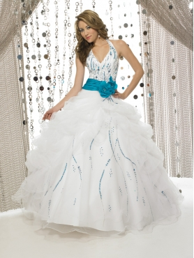 Discount Allure Quinceanera Dresses Style Q238
