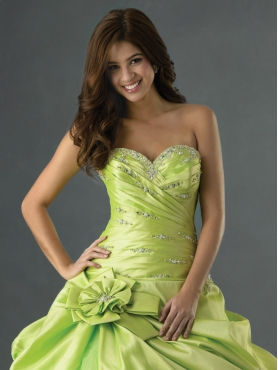 Discount Allure Quinceanera Dresses Style  Q250