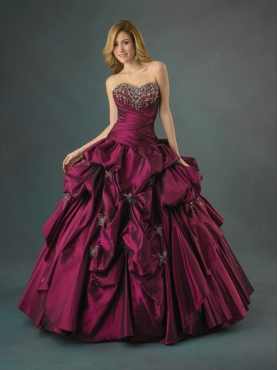 Discount Allure Quinceanera Dresses Style Q251