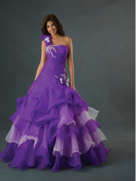 Discount Allure Quinceanera Dresses Style Q252