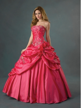 Discount Allure Quinceanera Dresses Style  Q256