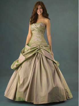 Discount Allure Quinceanera Dresses Style Q258