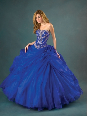 Discount Allure Quinceanera Dresses Style Q259