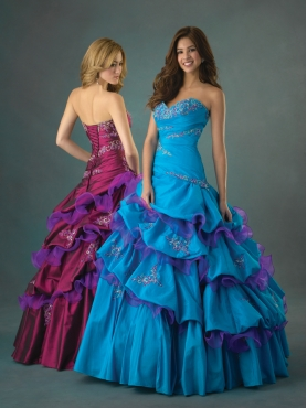 Discount Allure Quinceanera Dresses Style Q260