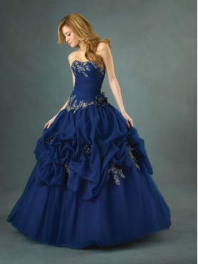 Discount Allure Quinceanera Dresses Style Q263