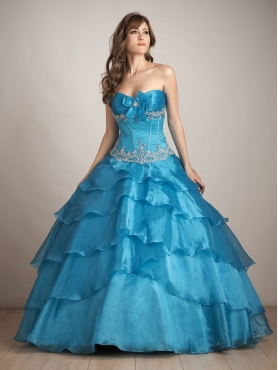 Discount Allure Quinceanera Dresses Style  Q287