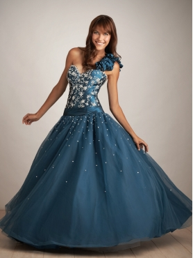 Discount Allure Quinceanera Dresses Style Q290