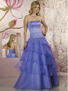 Discount Forever Yours Quinceanera Dresses Style QD1990