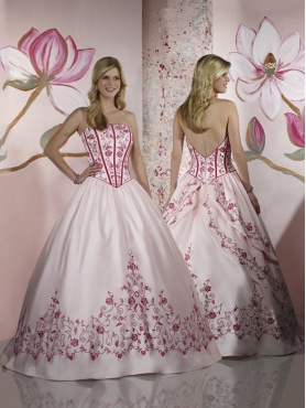 Discount Forever Yours Quinceanera Dresses Style QD1994