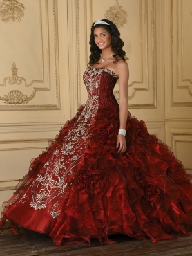 Discount House of Wu Quinceanera Dresses Style 26634