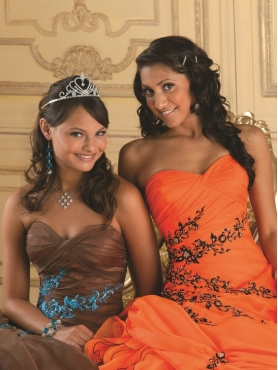 Discount House of Wu Quinceanera Dresses Style 2591002
