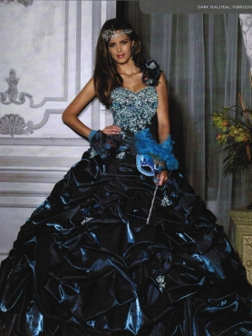 Discount House of Wu Quinceanera Dresses Style 26694