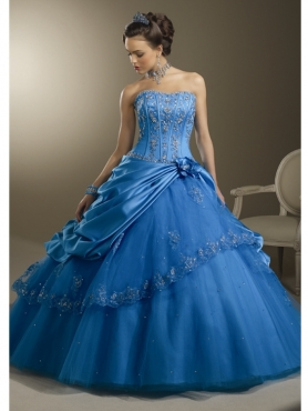 Discount Mori Lee Quinceanera Dresses  Style 87090