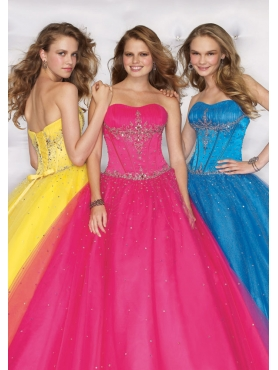 Discount Mori Lee Quinceanera Dresses Style 81040