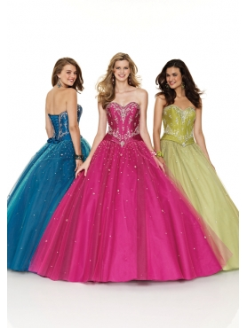 Discount Mori Lee Quinceanera Dresses Style 84600