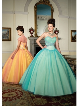 Discount Mori Lee Quinceanera Dresses Style 87024
