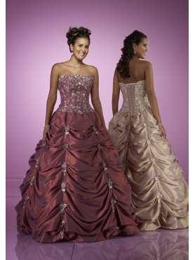 Discount Mori Lee Quinceanera Dresses Style 86042