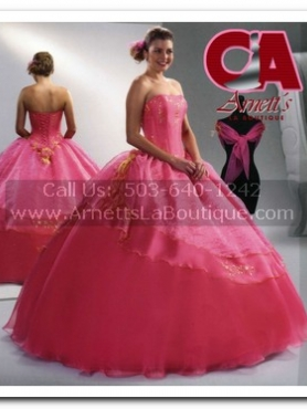 Discount Nina Resens Quinceanera Dresses Style DR194