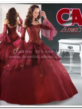 Discount Nina Resens Quinceanera Dresses Style DR196