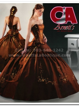 Discount Nina Resens Quinceanera Dresses Style DR200