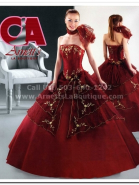 Discount Nina Resens Quinceanera Dresses Style DR207