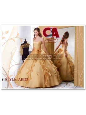 Discount Nina Resens Quinceanera Dresses Style ABI23