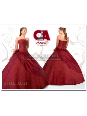 Discount Nina Resens Quinceanera Dresses Style ABI24