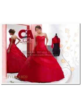 Discount Nina Resens Quinceanera Dresses Style ABI20