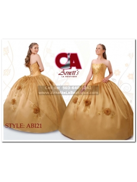 Discount Nina Resens Quinceanera Dresses Style ABI21