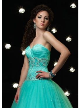 Discount Alyce Quinceanera Dress Style 9048