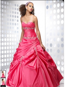 Discount Alyce Quinceanera Dresses Style 9068