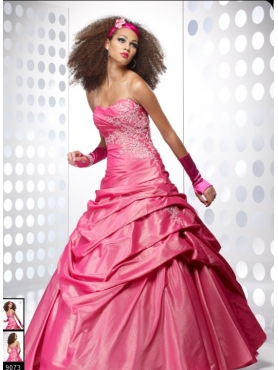 Discount Alyce Quinceanera Dresses Style 9073