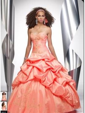 Discount Alyce Quinceanera Dresses Style  9052