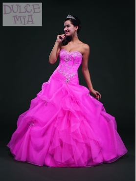 Discount Dulce Mia Quinceanera Dresses Style 911828