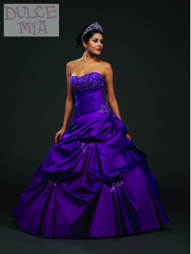 Discount Dulce Mia Quinceanera Dresses Style 911827
