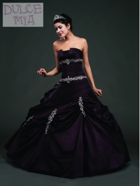 Discount Dulce Mia Quinceanera Dresses Style 911824