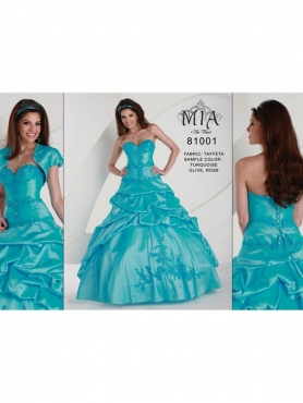 Discount Dulce Mia Quinceanera Dresses Style 81001