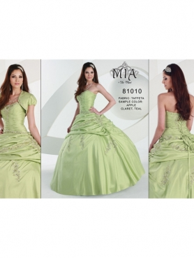 Discount Dulce Mia Quinceanera Dresses Style 81010