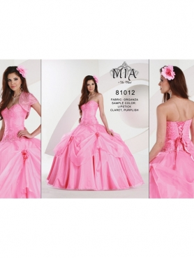 Discount Dulce Mia Quinceanera Dresses Style 81012