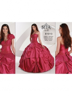 Discount Dulce Mia Quinceanera Dresses Style 81013