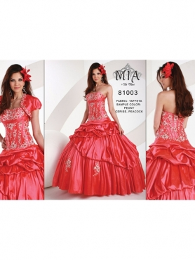Discount Dulce Mia Quinceanera Dresses Style 81003