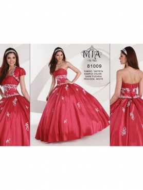 Discount Dulce Mia Quinceanera Dresses Style 81009