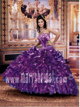 Discount Marys Quinceanera Dress Style F114Q720