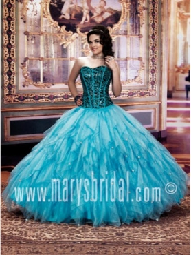 Discount Marys Quinceanera Dress Style F114Q711