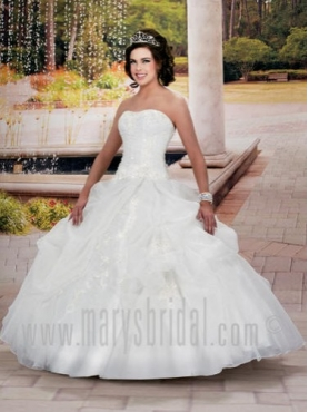 Discount Marys Quinceanera Dress Style F11 4053