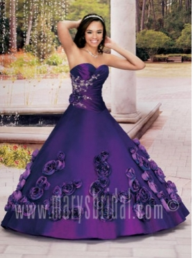 Discount Marys Quinceanera Dress Style F11 4056