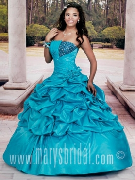 Discount Marys Marys Quinceanera Dress Style F11 4062
