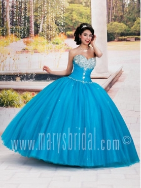 Discount Marys Quinceanera Dress Style F114068