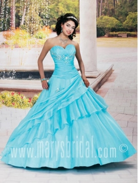 Discount Marys Quinceanera Dress Style F11 4070